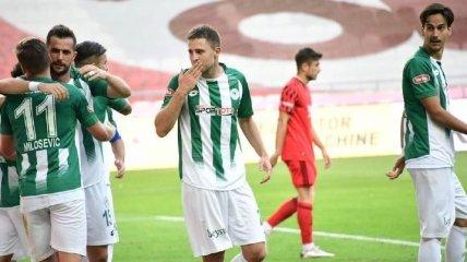 Луческу на заметку: Кравец ответил на уход из Динамо двумя голами в новом клубе (Видео)