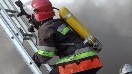 Пожар в Одессе: загорелся театр