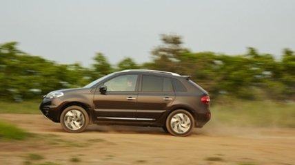 Компания Renault представила обновленный Koleos