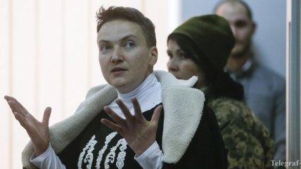 Суд Киева сегодня определится относительно продолжения ареста Савченко