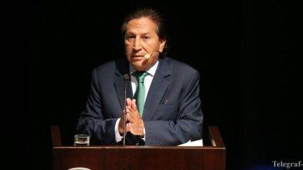 В США задержали 73-летнего бывшего президента Перу за пьянство