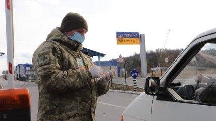 В Украине увеличился поток пассажиров через границу, до 20 тыс человек в сутки