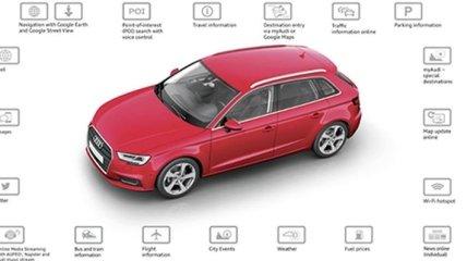 Audi оснастила свои машины встроенными SIM-картами