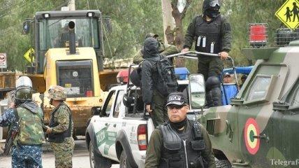 Протесты в Боливии: власти отменили закон, освобождающий силовиков от ответственности