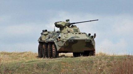 Достойная замена устаревшему бронетранспортеру БТР-80