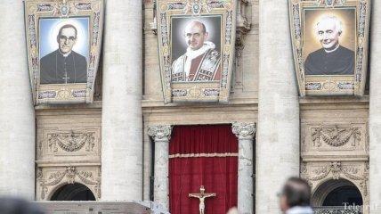 В Ватикане канонизировали Папу Римского Павла VI