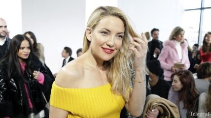 36-летняя Кейт Хадсон удивила публику роскошной фигурой