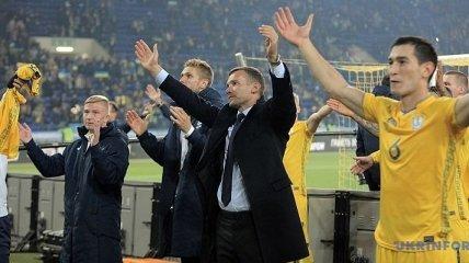 Украина - Чехия: обзор матча Лиги наций (Видео)
