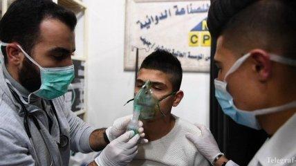 Химическая атака в Алеппо: количество пострадавших превысило сто человек
