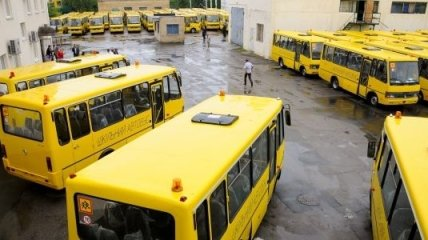 Хмельницкая область намерена закупить 52 школьных автобуса
