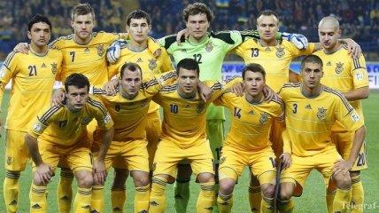 Рейтинг ФИФА на 8 января. Сборная Украины - 25-я в мире