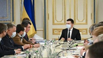 Члены СНБО понимают, что за введение санкций потом придется отвечать, - УП