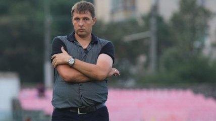 Волынь оштрафована, главный тренер получил дисквалификацию