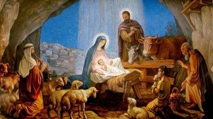 Красивые смс-поздравления с Рождеством Христовым 2015