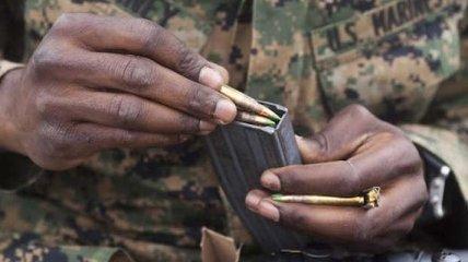 """Корпус морской пехоты США примет на вооружение """"зеленые"""" патроны M855A1 (Видео)"""