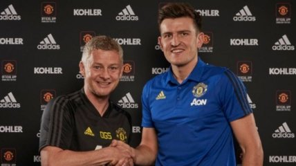 Магуайр стал футболистом Манчестер Юнайтед