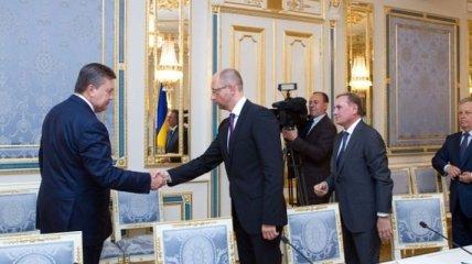 Президент Украины призывает оппозицию к совместной работе