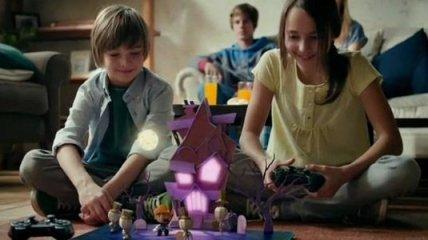 Интерактивная магическая книга от Sony выйдет в ноябре
