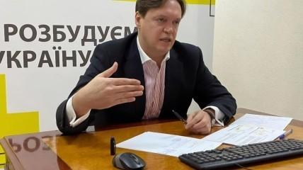 Глава ФГИУ Дмитрий Сенниченко обещает увеличивать благосостояние Украины