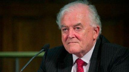 В Украине ограбили британского лорда, приехавшего на выборы