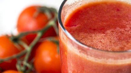 Врачи рассказали о вредных свойствах томатного сока