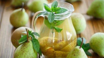 Рецепт дня: ароматный компот из груш на зиму, которым можно запастись сейчас