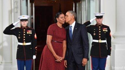 """Мишель Обама поздравила мужа с днем рождения: """"Мой милый парень"""" (Фото)"""