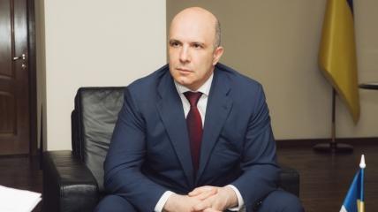 Министр экологии Роман Абрамовский