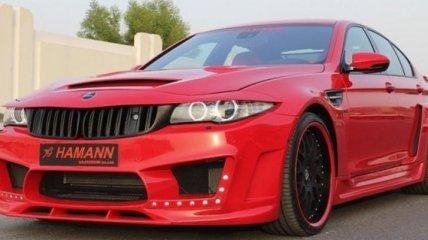 Безумная версия BMW M5