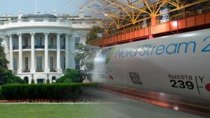 В Белом доме признались, когда начнут наказывать компании за строительство путинского газопровода