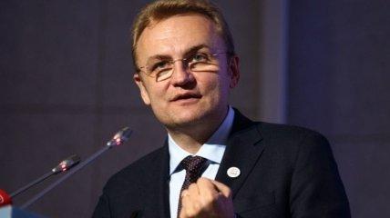 Садовой считает свой результат на выборах мэра Львова хорошим