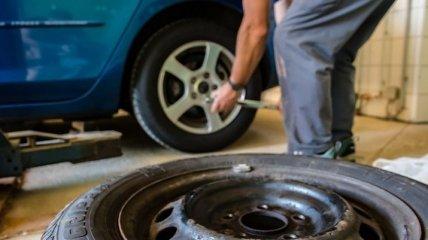 Почему осенью особенно важно контролировать протектор шин