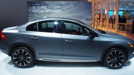 Автосалон в Детройте 2015: Volvo S60 Cross Country