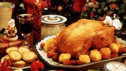 Традиционные новогодние блюда разных стран мира (Фото)