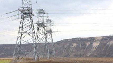 Украина увеличила выручку за экспорт электроэнергии в ЕС