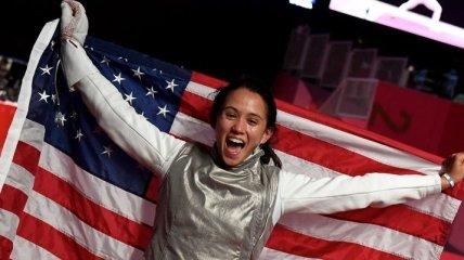 На Олимпиаде-2020 разыграли первый комплект медалей в фехтовании на рапирах