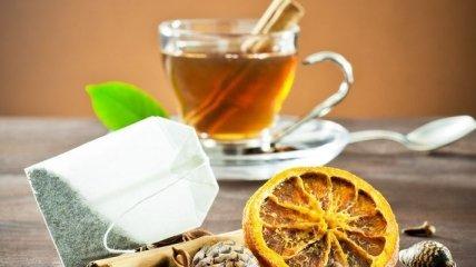 Чай в пакетиках может стать причиной отравления