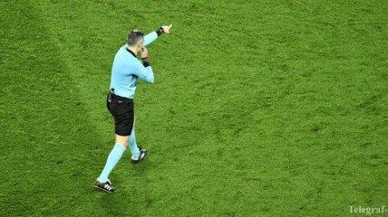 УЕФА объяснил назначение пенальти в матче ПСЖ - Манчестер Юнайтед