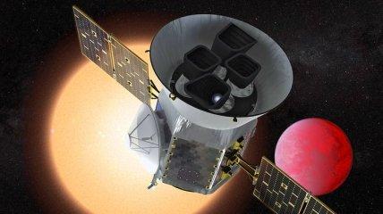 Аналог ледяных гигантов: телескоп TESS обнаружил необычную экзопланету