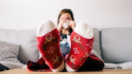 Холодные ноги часто бывают признаком серьезных болезней