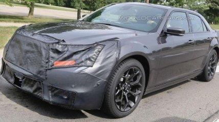 Обновленный Chrysler 300