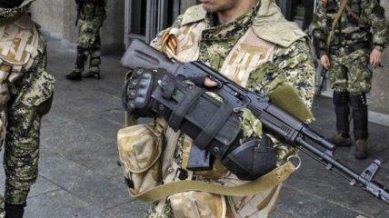 Силы АТО задержали очередную группу террористов с арсеналом оружия