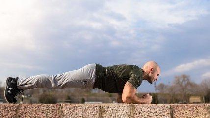 Упражнение планка: эффективная проработка мышц