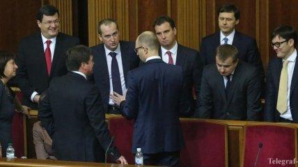 Арсений Яценюк: До февраля будет пересмотрен проект Госбюджета-2015