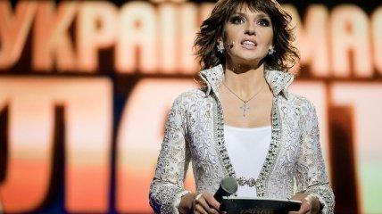 Оксана Марчено больше не ведущая популярного талан-шоу на СТБ