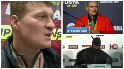 Александр Поветкин о бое Усик - Фьюри