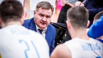 Официально: Мурзин покинул пост главного тренера сборной Украины
