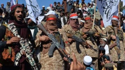 """Представители """"Талибана"""""""