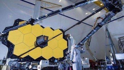 """NASA откладывает запуск телескопа """"Джеймса Уэбба"""" (Видео)"""