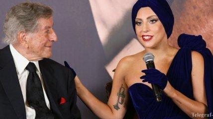 Нежная Гага: певица выложила снимок без макияжа